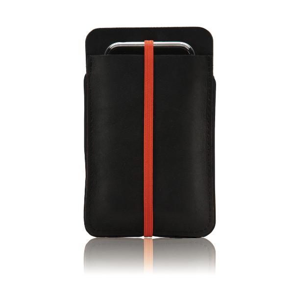 Redmaloo De Piele Neagra  Husa Ipod/iphone