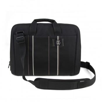 "Crumpler Good Booy Slim L negru | Geanta laptop 17"""
