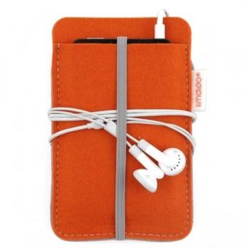 Husa orange ipod iphone