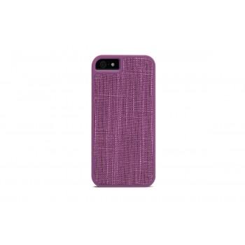 booq Fibre Snapcase Purple   Husa iPhone 5/5S