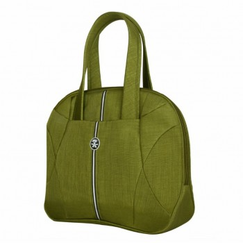 "Geanta laptop Crumpler Dentist's Wife 13"" verde"