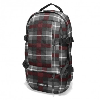 Floid Brown Checker | Rucsac Laptop 15""
