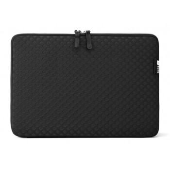 "booq Taipan Spacesuit Black | Husa laptop 12"""
