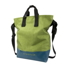 Crumpler Private Messenger L verde | Geanta de umar