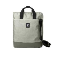 "Crumpler Private Surprise Slim Shopper gri | Geanta laptop 15"""