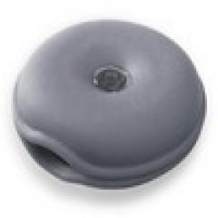 Cable Turtle Gigant gri | Organizator cabluri
