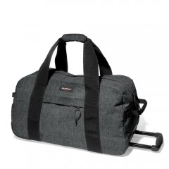 EASTPAK CONTAINER 65 Black Denim | Troller gri inchis