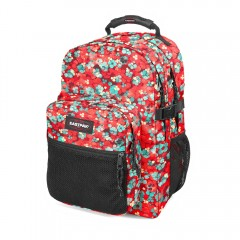 EASTPAK EGGWORM Red Overload | Rucsac laptop 17""