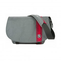 "Geanta laptop Crumpler Fishy Slip 14"" gri"