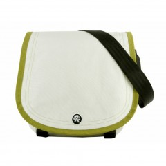 "Geanta laptop Crumpler Slippy Fish 14"" alba"