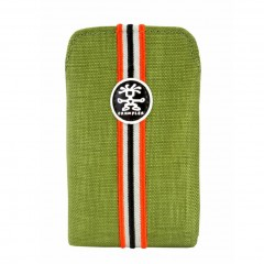 Husa iPhone/smartphone Crumpler The Culchie verde