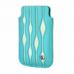 Husa iPhone Crumpler Le royale for iPhone Special Edition bleu