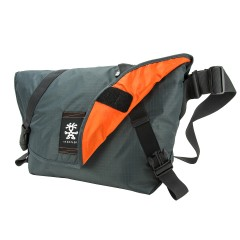 Crumpler Light Delight Messenger gri | Geanta laptop 15""