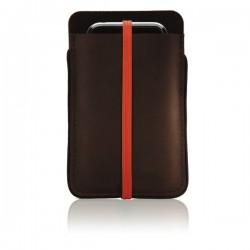 RedMaloo de piele maro  | Husa ipod/iPhone