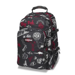 EASTPAK PROVIDER Scribbled Kamp | Rucsac Laptop 15""