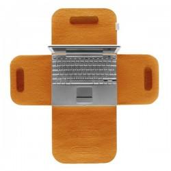"RedMaloo Macbook Pro portocaliu | Husa laptop 17"""