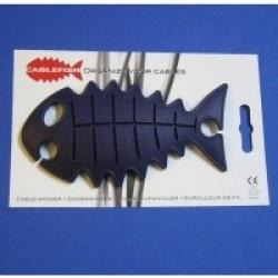 CableFish violet | Organizator cabluri