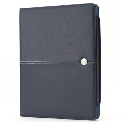 Booq Folio Blue-Storm | Husa iPad2