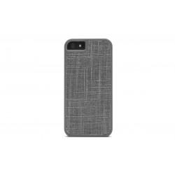 booq Fibre Snapcase Gray | Husa iPhone 5/5S