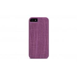 booq Fibre Snapcase Purple | Husa iPhone 5/5S