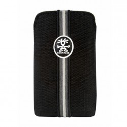 Crumpler The Culchie negru | Husa iPhone/smartphone