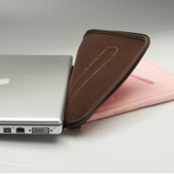 "booq Taipan Skin M rosu | Husa laptop 15"""