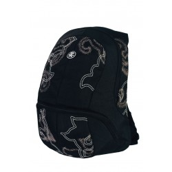 Crumpler Pretty Bella Half Photo BP negru | Rucsac foto + laptop