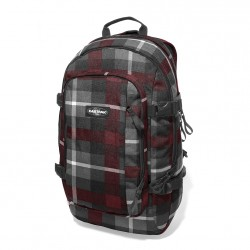 EASTPAK EVANZ Brown Checker | Rucsac Laptop 17""
