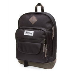 EASTPAK SUGARBUSH Black | Rucsac laptop 15""