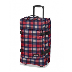 EASTPAK TRANVERZ M Checkbook Red | Troller