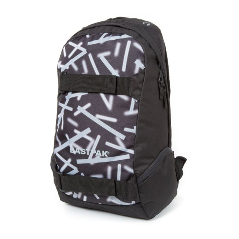 Eastpak Striky Black Spike Rucsac