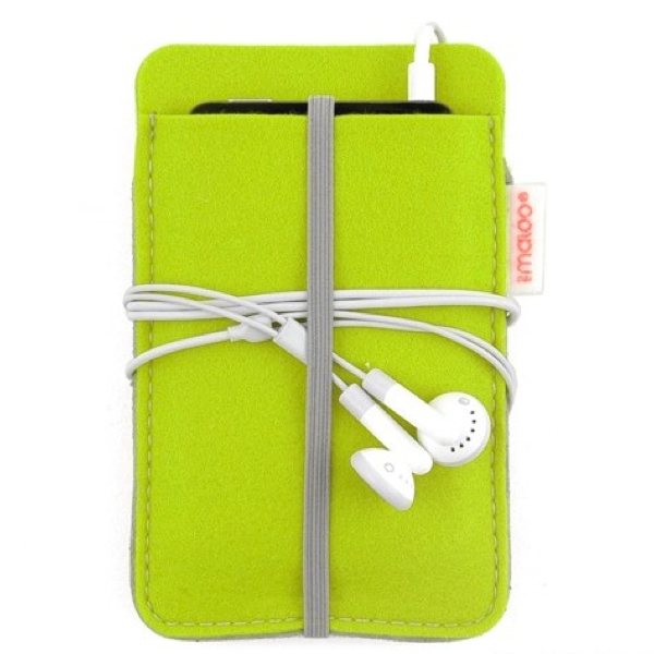 Redmaloo Verde  Husa Ipod/iphone