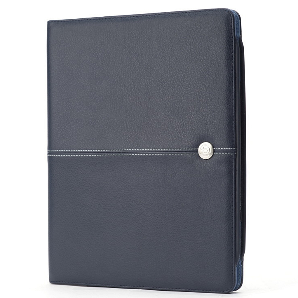 Booq Folio Blue-storm Husa Ipad2