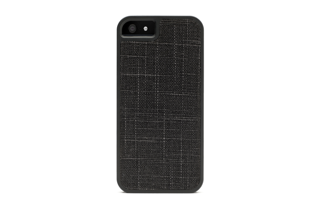 Booq Fibre Snapcase Black Husa Iphone 5/5s
