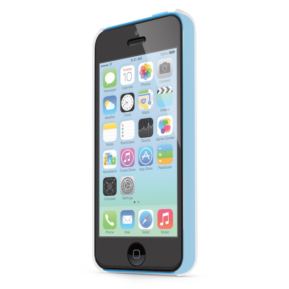 Booq Glass Case Pentru Iphone 5c Husa Pentru Iphone 5c