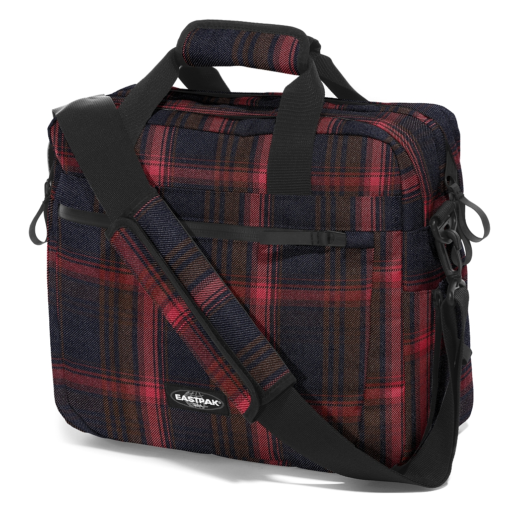 Eastpak Dhooper Fire Effect Geanta Laptop 15