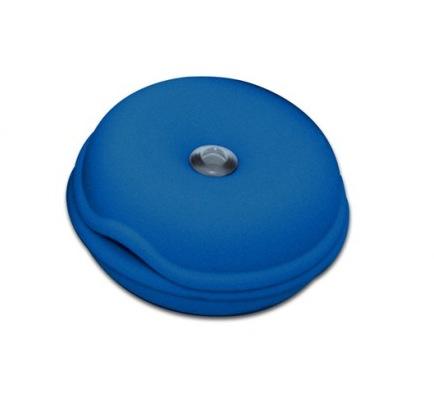 Cable Turtle Mediu Albastru Organizator Cabluri