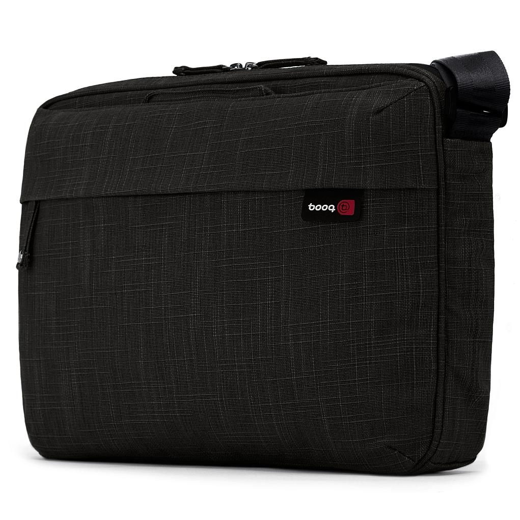 Booq Mamba Slim 13 Black Geanta Laptop 13