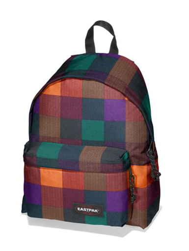 Eastpak Wyoming Checkbook Orange Rucsac