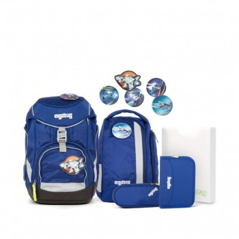 ergobag pack School Backpack Set OutBearspace