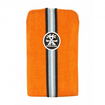 Husa iPhone/smartphone Crumpler The Culchie orange