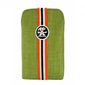 Husa iPhone/smartphone Crumpler The Culchie verde