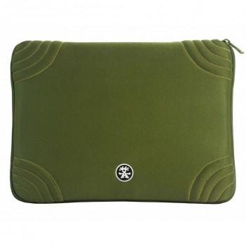 """Husa laptop Crumpler Sir Gimp 15"""" verde"""