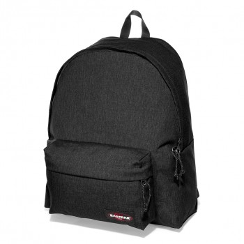 LARGE PADDED Black | Rucsac Laptop 15'W