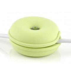 Cable Turtle Mediu verde | Organizator cabluri