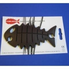 CableFish maro | Organizator cabluri