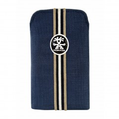 Husa iPhone Crumpler The Culchie bleumarin