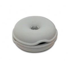 Cable Turtle Mini gri | Organizator cabluri