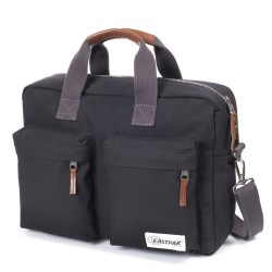 EASTPAK TOMEC Lifelike Black | Geanta laptop 15""