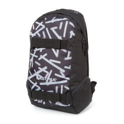 EASTPAK STRIKY Black Spike | Rucsac